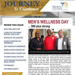 NCRHA Newsletter Journey to Excellence Issue May 2019