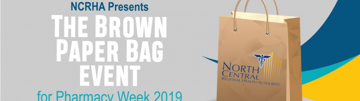 THE BROWN BAG EVENT for Pharmacy Week 2019