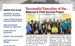 NCRHA NEWSLETTER JOURNEY TO EXCELLENCE ISSUE 3