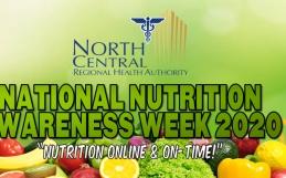 National Nutrition Awareness Week 2020