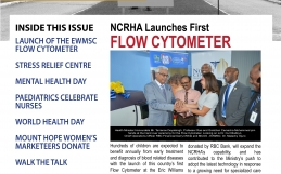 NCRHA Newsletter Journey to Excellence Issue 2