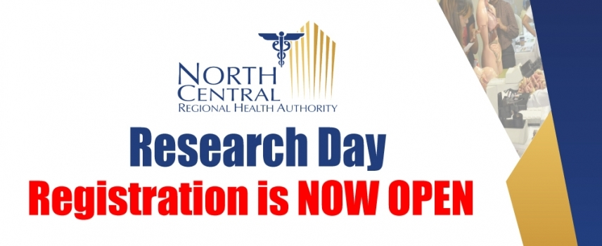 NCRHA Research Day (2019)