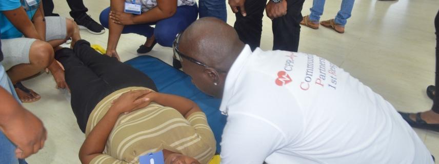 NCRHA launches Rural Community Partnership 1st Response Training